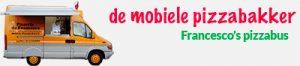 de mobiele pizzabakker van Wijchen, pizzeria da Francesco